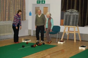 Indoor Bowls at Erpingham and Calthorpe Village Hall