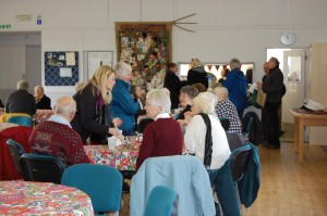 Wednesday Coffee Club at Erpingham and Calthorpe Village Hall