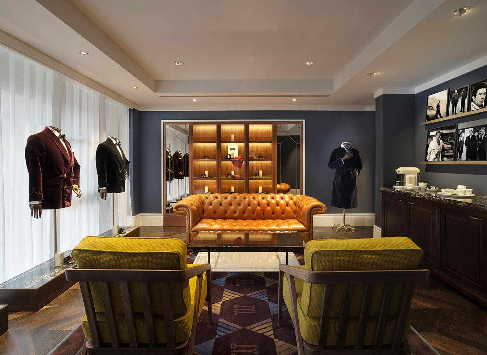 Turnbull & Asser Head Office, London