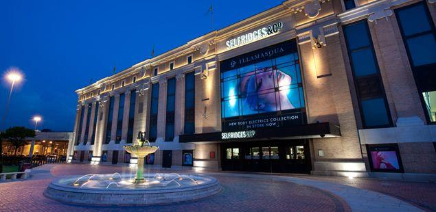 Selfridges Trafford Centre – Manchester