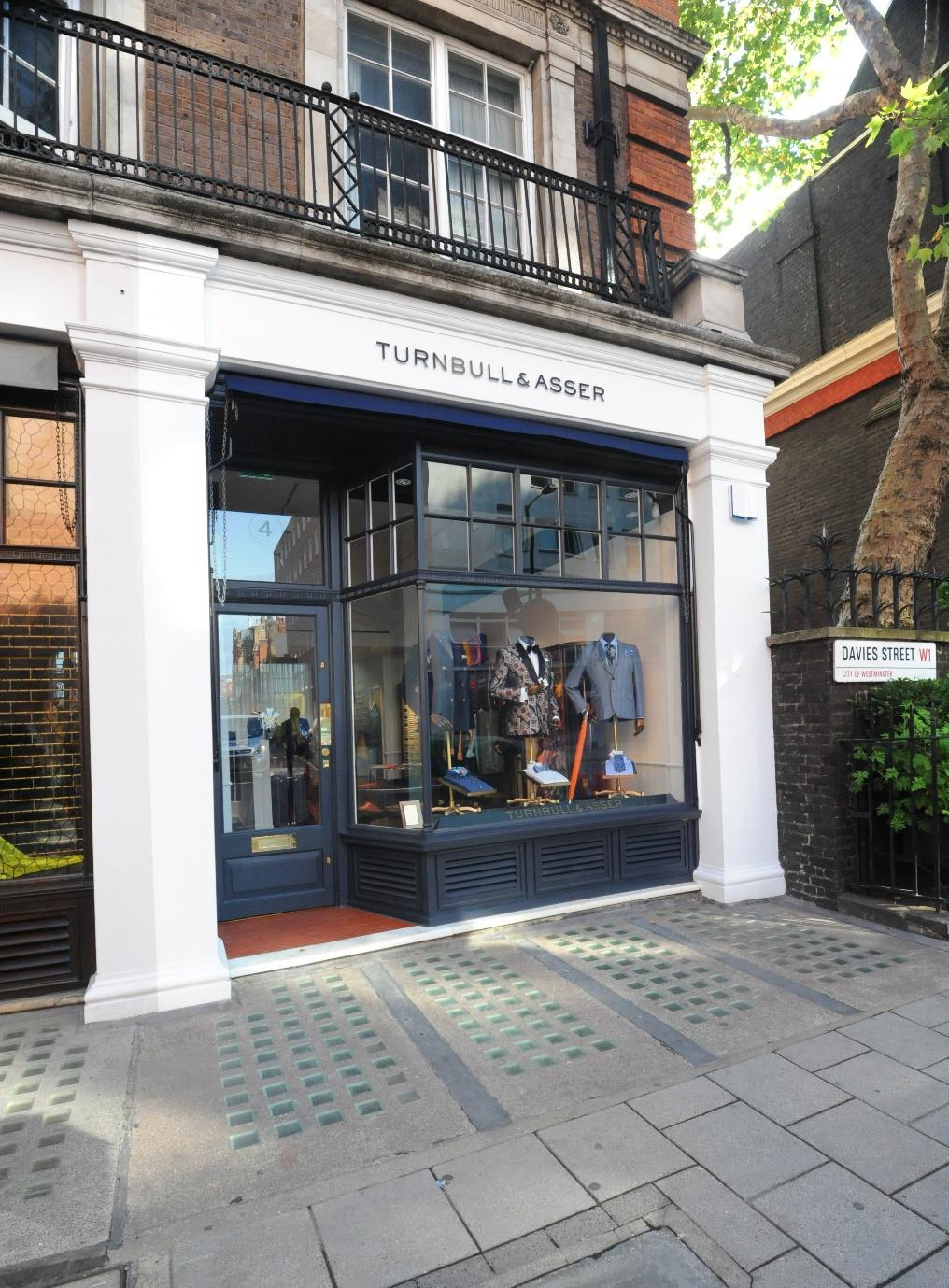 Turnbull & Asser Mayfair, London