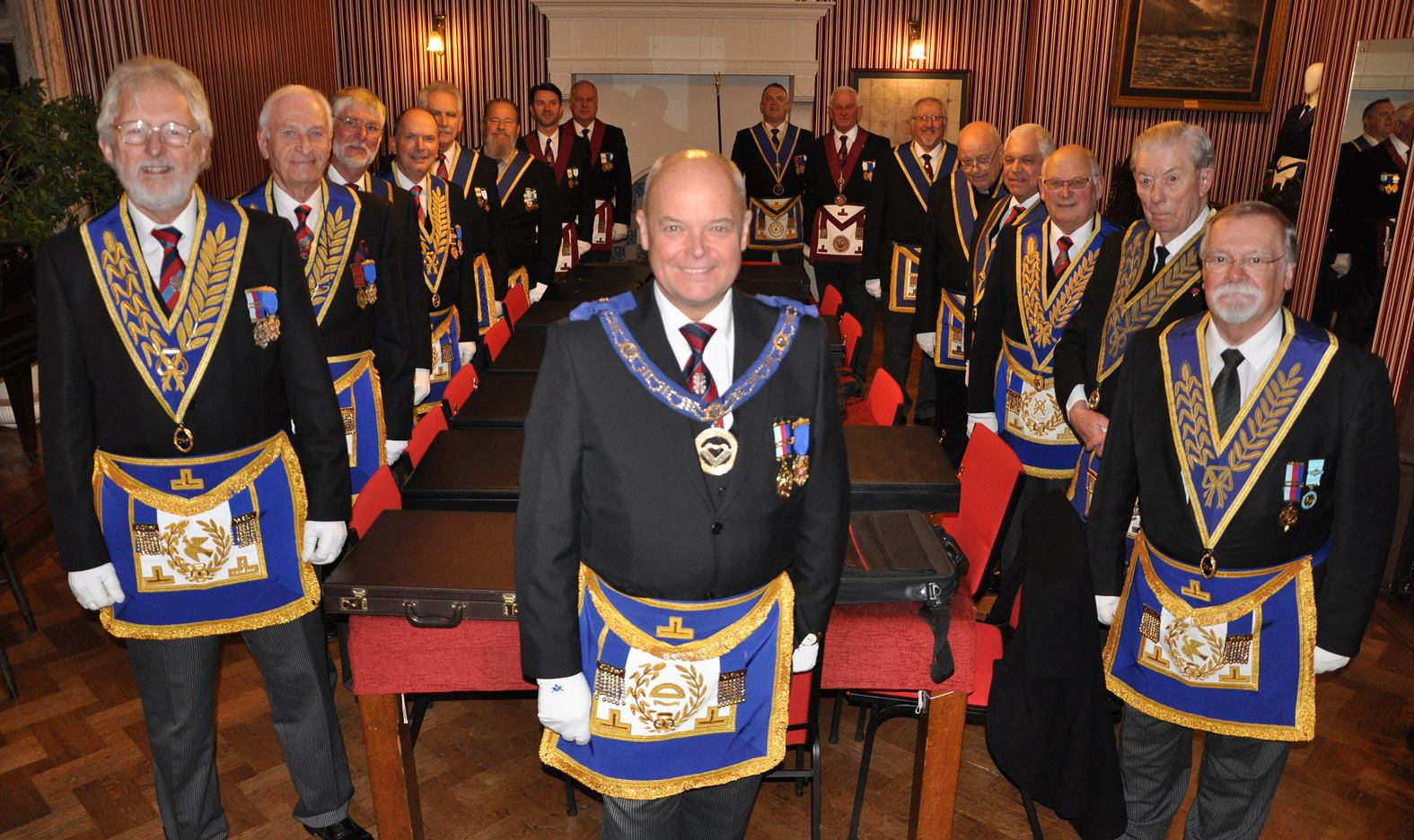 South West Area of Hampshire Freemasons