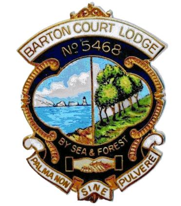 Barton Court Lodge No.5468