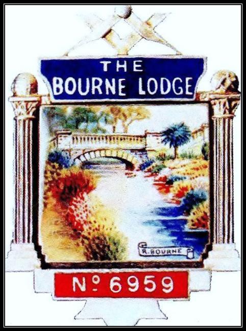 Bourne Lodge No.6959