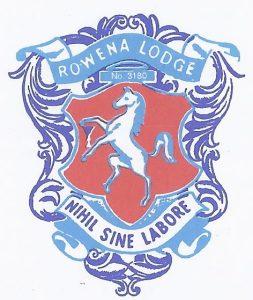 Rowena Lodge No. 3180