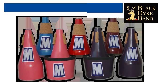 Mike McLean Premium fibreglass mutes
